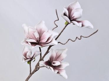 Foam blossom branch white lilac Ø 17 cm