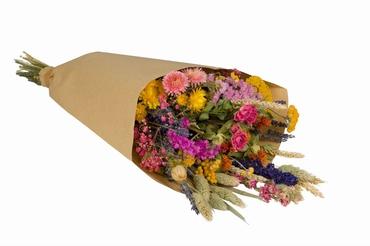 Dried flower bouquet  Field L multi