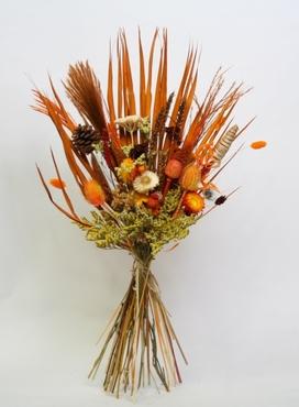 Dried flower bouquet Ruduo