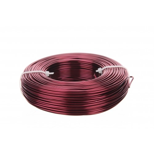Aluminium wire thickness 2 mm length 60 meters