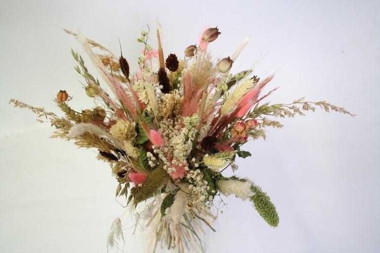 Dried flower bouquet Boreole