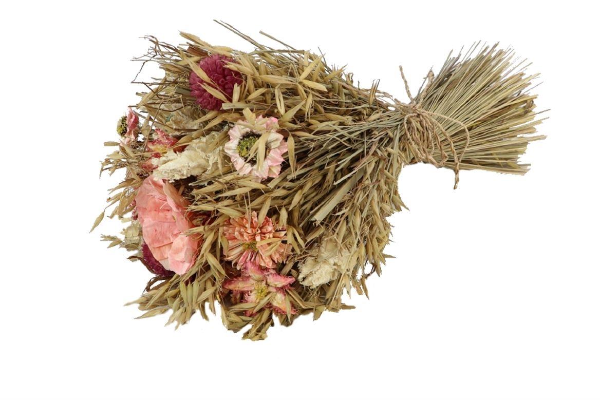 Bouquet de fleurs séchées Gerbe Jasmin Joy